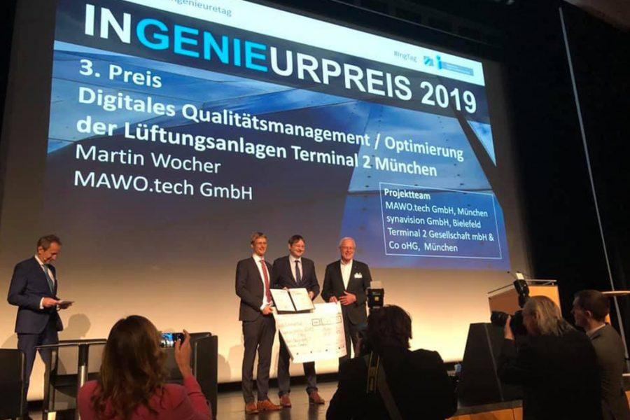 Bayerischer Ingenieurpreis 2019