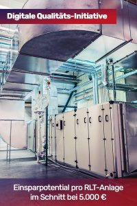 Digitale Inspektion von Lüftungsanlagen und RLT-Anlagen